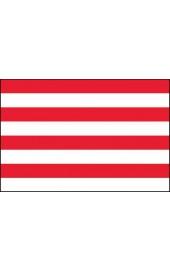 Árpádsávos zászló 40x60cm