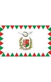 Farkasfogas honvéd zászló 40x60cm
