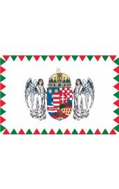 Farkasfogas angyalos zászló 40x60cm