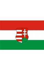 Kossuth címeres zászló 40x60cm