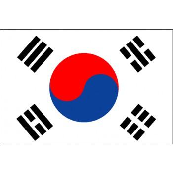 Dél korea nemzeti zászló